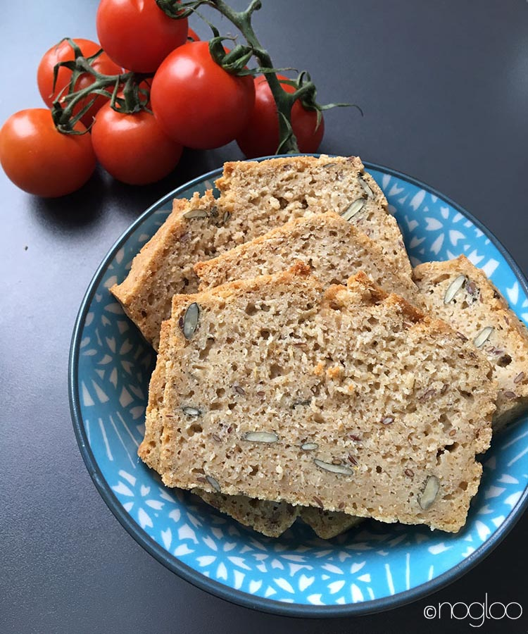 glutenfreies brot hafervollkorn