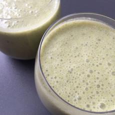 gruener smoothie glutenfrei