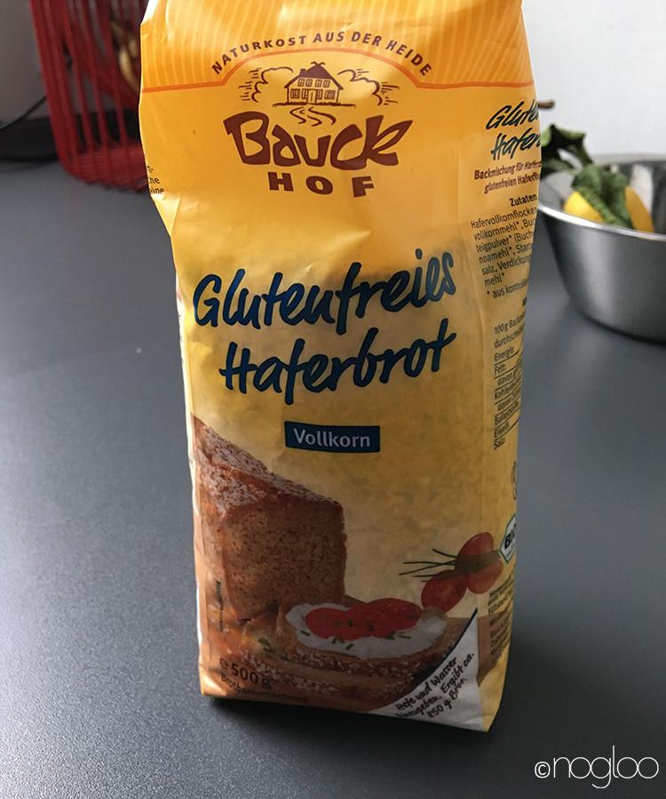 glutenfreies Haferbrot