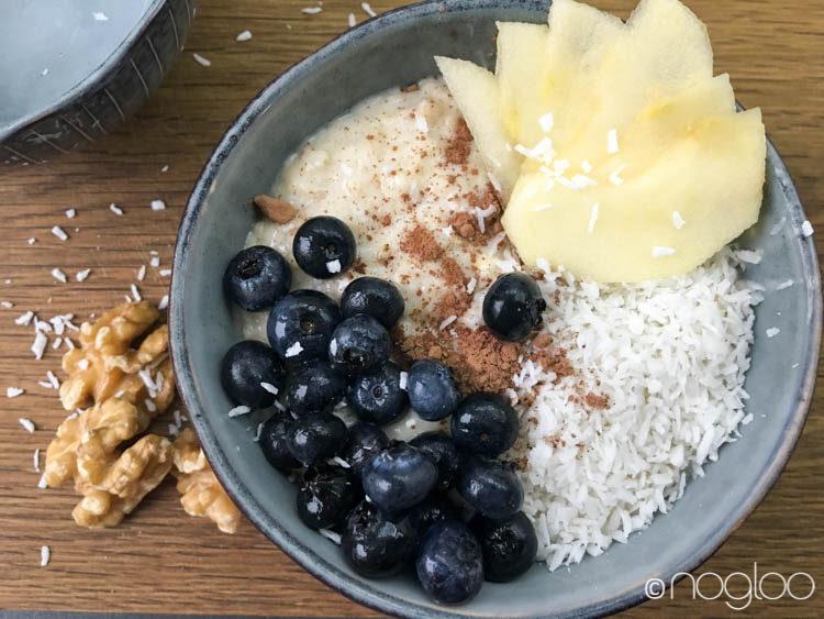 hirse frühstück