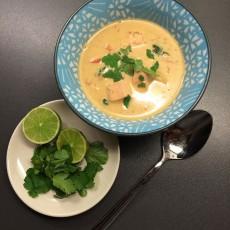 glutenfreie tomaten-kokos-suppe