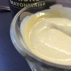 mayo mit wasabi