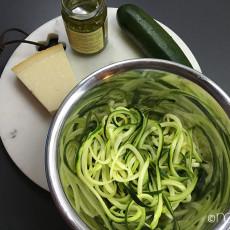 gemuesenudeln zucchini