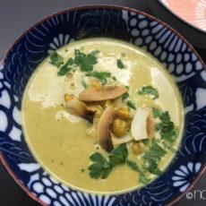 Kichererbsen Suppe