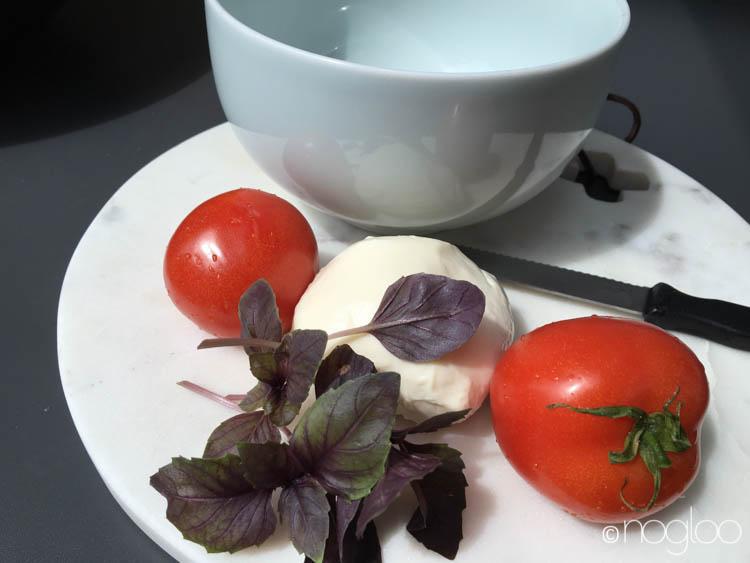 Tomate Mozzarella Caprese