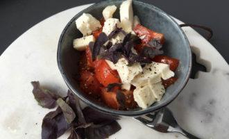 Tomate-Mozzarella Caprese