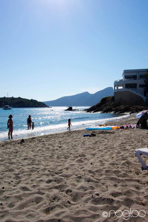 Mallorca Strand Sant Elm