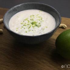Cashew-Limetten Dip