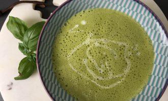 vegane zucchinicremesuppe