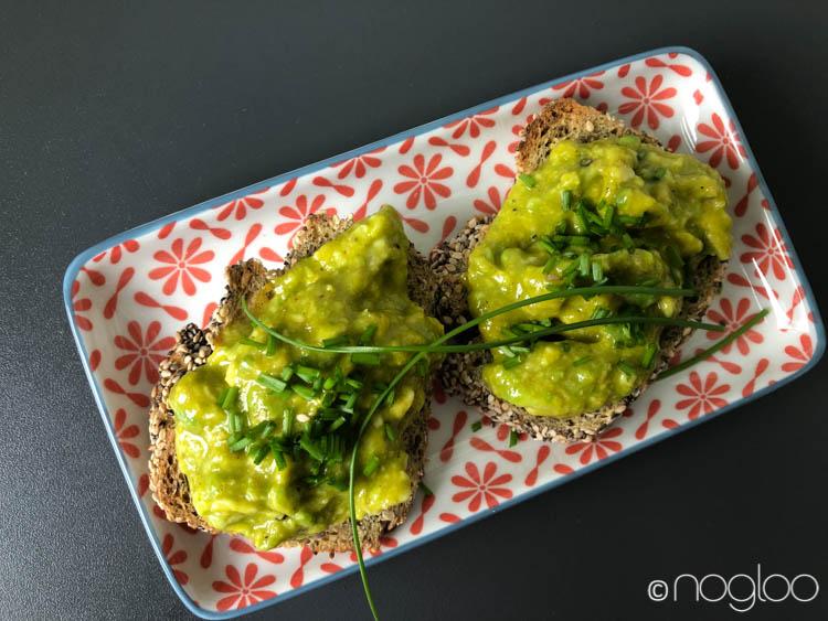 Avocado Brotaufstrich